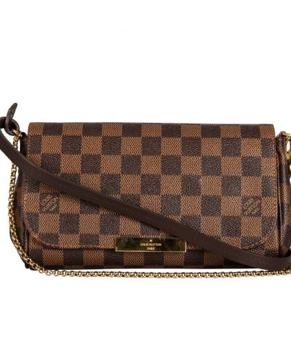 Louis Vuitton Monogram Favourite Shoulder Bag PM