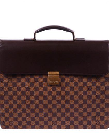 Louis Vuitton Damier Ebene Altona PM Briefcase