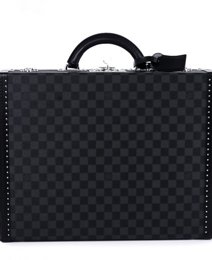 Louis Vuitton Damier Graphite Canvas President Briefcase