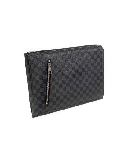 Louis Vuitton Damier Graphite Canvas Document Holder