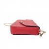 Louis Vuitton Cerise Red monogram Empreinte Felicie Pochette