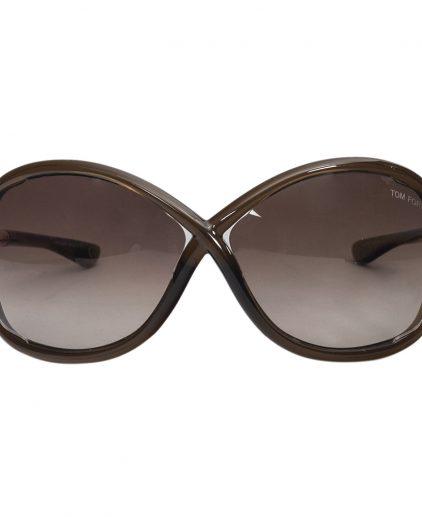 Tom Ford Brown TF9 911 Whitney Women Sunglasses