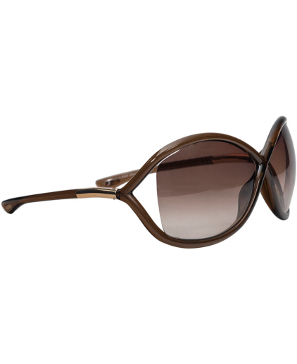 Tom Ford Brown TF9 911 Whitney Women Sunglasses