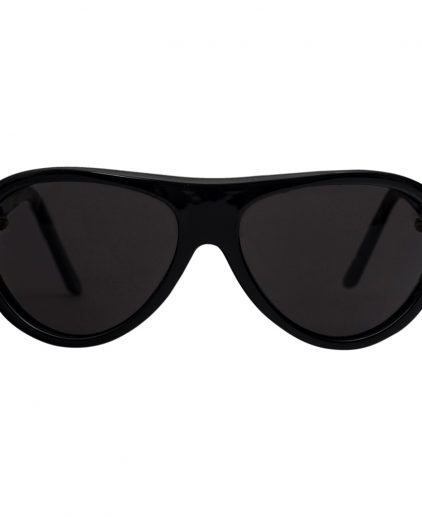 Valentino 5509/S Black Crystal Embellished Women's Sunglasses