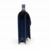 Louis Vuitton Blue Noir Epi Leather Monceau Handbag