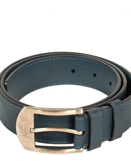 Louis Vuitton Damier Infini Leather Belt 36 Inch