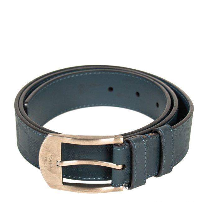 Louis Vuitton Damier Infini Leather Belt 36 Inch