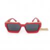Louis Vuitton Red Z1169E 1.1 Millionaires Square Men's Sunglasses
