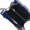Chanel Limited Edition Blue Plexiglass Boy Brick Lego Clutch