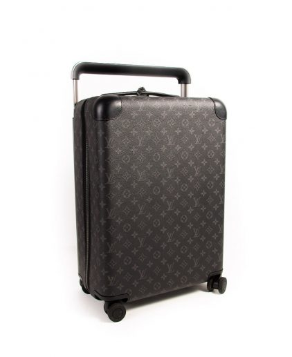 Louis Vuitton Monogram Eclipse Rolling Horizon 55 Suitcase