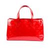 Louis Vuitton Rose Pop Vernis Leather Wilshire PM Handbag