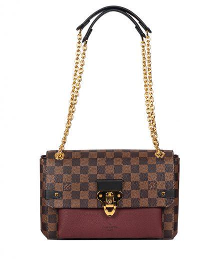 Louis Vuitton Damier Ebene Canvas Vavin PM Bag