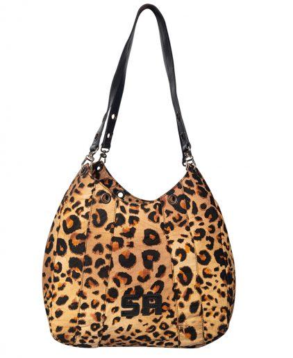 Sonia Rvkiel Leopard Print Tote